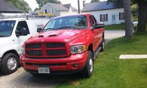 2003 Dodge Power Ram 2500 Pickup Truck Automatic