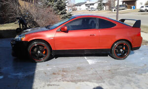 2002 Acura RSX Type S   loaded Hatchback