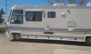 36 ft motorhome