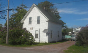 ***NEW PRICE***FOR SALE...1.5 STORY HOUSE IN PARRSBORO
