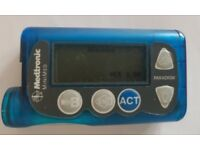 Insulin Pump Medtronic MiniMed MMT-712WWB