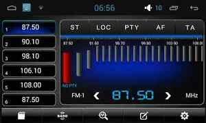 Android Car Stereo Touchscreen 2DIN size WIFI Kawartha Lakes Peterborough Area image 5