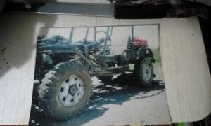 off road buggy to swop for 10 to 12 foot cube trailer in good