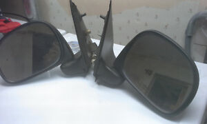 PAIR OF MIRRORS for 1997-2003.5 FORD F150. NOT POWER Peterborough Peterborough Area image 1