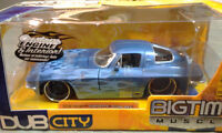 """Assorted """"1/24 DieCast Bigtime Muscle/Replicas Model Cars"""""""