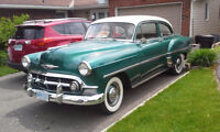 1953 Chev 210 Belair coupe