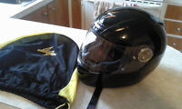 Casque de moto Scorpion EXO-400 grandeur Small