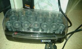 Babyliss electrical heated rollers