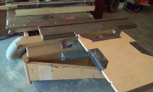 SCM S115F Woodworking  cabinet saw