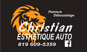 Peinture-Débosselage Christian Esthétique Auto
