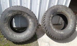 "VERY CHEAP 33-12.5-15"" tires"