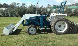 FORD TRACTOR Kemps Creek Penrith Area Preview