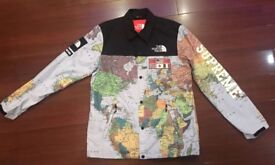 Supreme x North Face Expedition (Map)