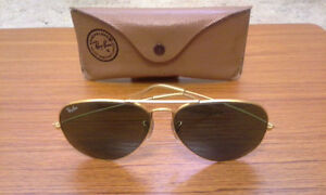 Vintage Ray Ban (Bausch&Lomb) Aviator sunglasses
