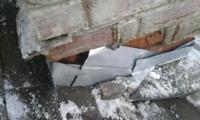 Brick chimney repair/ removal