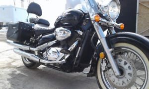 2005 Boulevard 800cc only 12400 miles