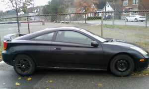 2000 Celica GT SUDBURY - timing chain came off - BEST OFFER Oakville / Halton Region Toronto (GTA) image 3