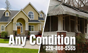 We buy Homes - Fast if you need Kitchener / Waterloo Kitchener Area image 2