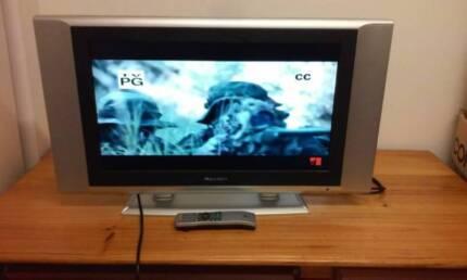 "LCD Flatpanel Analog Maginet TV 26"""