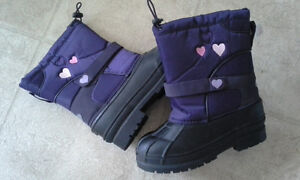 Snow Boot Girl (Size 5) (New)