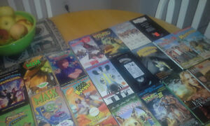 Kids VHS Movies