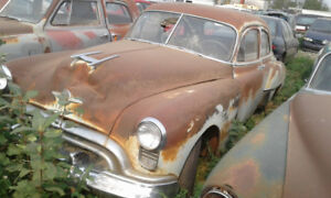 Wanted old vehicles