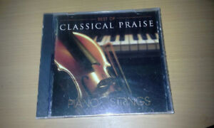 Still Sealed-Best of Classical Praise Piano Strings Cd for Sale