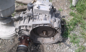 2011 Volkswagen Golf TDI Transmission