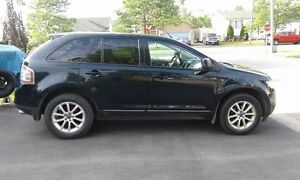 2010 Ford Edge SEL Sedan Safety included