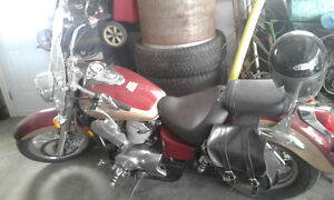 99 Honda shadow