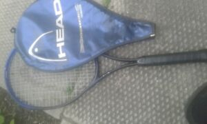 HEAD CONTOUR OVERSIZED TENNIS RAQCUET