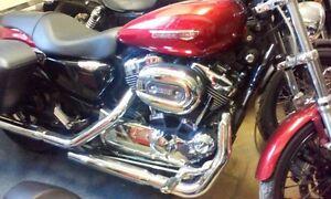 Harley en excellente condition