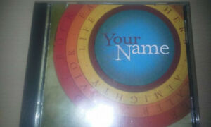 Your Name Various Contemporary Christian Artists CD for Sale