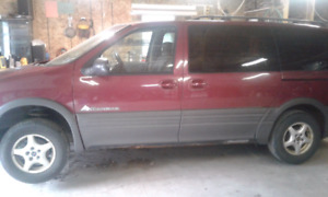 2004 pontiac Montana (Parting out)