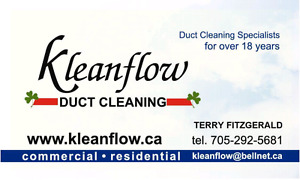 Kleanflow Duct Cleaning