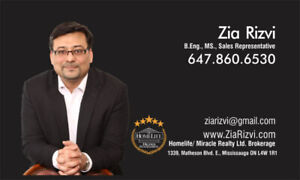 Professional  Realtor in GTA   (BUY |  SELL | INVEST)