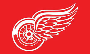 DETROIT RED WINGS SEASON TICKETS - ALL GAMES!