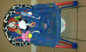 Fisher Price Reclining/Vibrating Chair