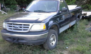 2003 FORD F150 REG CAB 4x4 4.6 L V8 FOR PARTS, TAKE WHOLE TRUCK