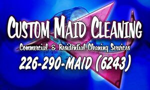 Insured & Bonded Cleaning Business - FREE QUOTES