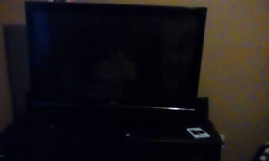 big screen tv with dvd player rca 60 inch or a littel bigger
