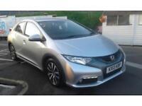 2013 Honda Civic I-dtec Es 1.6