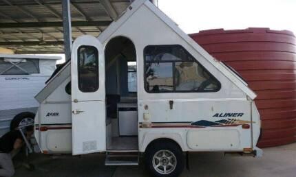 A Van Caravan A Liner