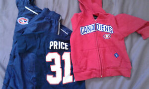 2T Montreal Canadiens clothes