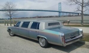 limousine for sale or trade