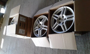 Used 17 inch factory RIMS for Acura TL
