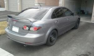 2007  Mazda6 GT Sedan-Rebuilt