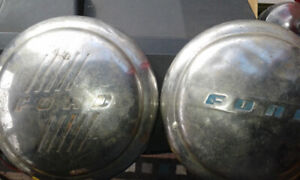 1946 ford hubcaps