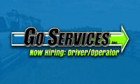 FT, Qualified Driver & Portable Toilet Operator