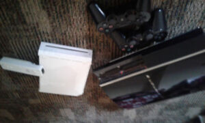 PS3 and WII for sale!! Great deal
